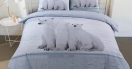 Vision Flanel Polar Bear review