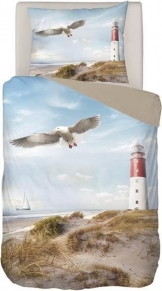 Snoozing Lighthouse Taupe