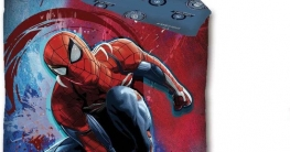 SpiderMan Mask Blauw