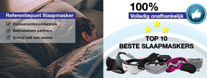 Beste slaapmasker