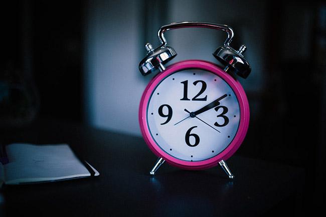 Het belang van voldoende slaap